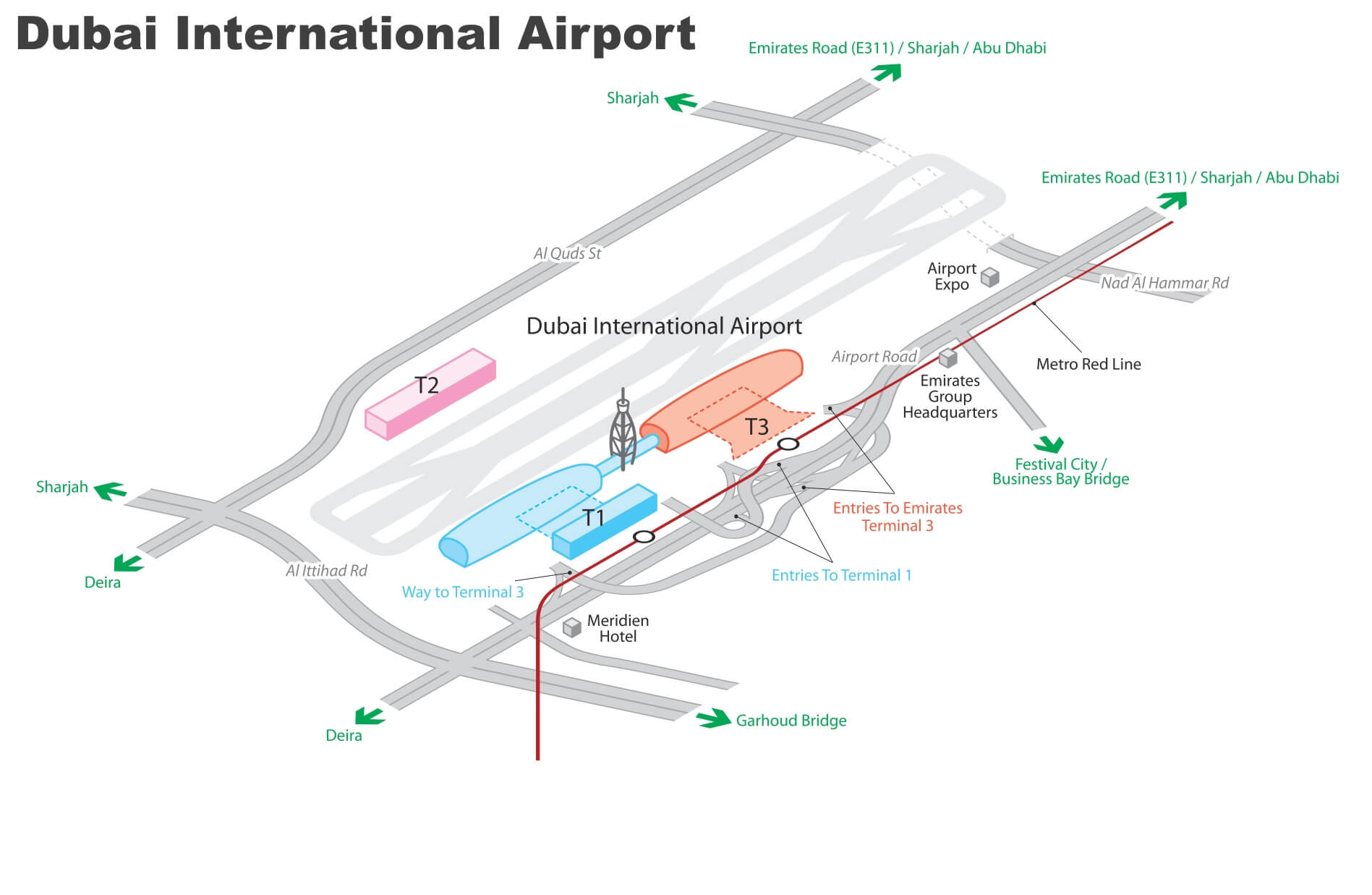 airport terminal 2 dubai location map Dubai Airport Terminal Dubai International Dxb Airport Terminal airport terminal 2 dubai location map